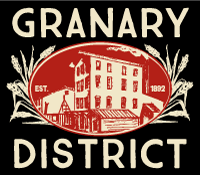 The Historic Granary District in McMinnville, Oregon is home to 14 wineries, 3 breweries, Oregon Brews & BBQs, Flix on the Tin, The Walnut City Music Festival, The Pinot Quarter, Buchanen Cellers on Oregon's Historic Registry, Spa Bliss